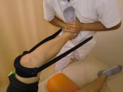 膝関節調整